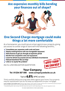 Second Charge Mortgage Option 2